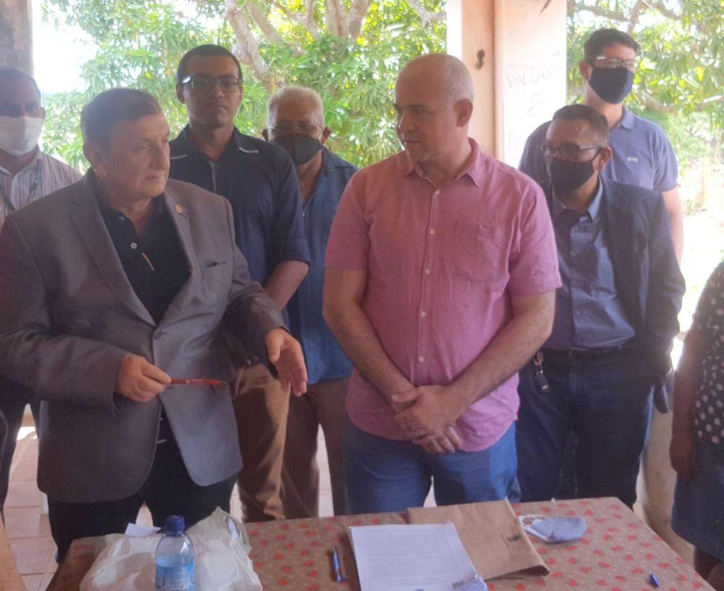 Com Governo Federal, Prefeito Mão Santa consegue mais R$ 500 mil para agricultores familiares de assentamentos de Parnaíba