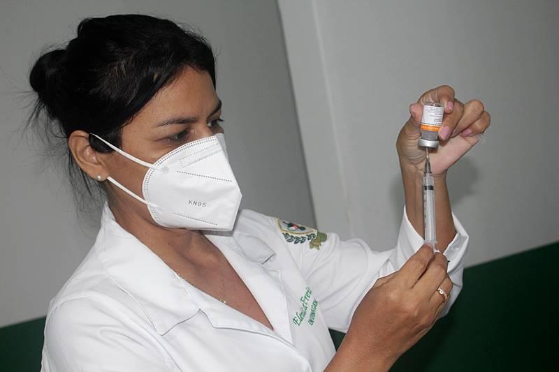 Prefeitura de Parnaíba inicia nova etapa de agendamento para vacinação contra COVID-19 nesta terça (20)