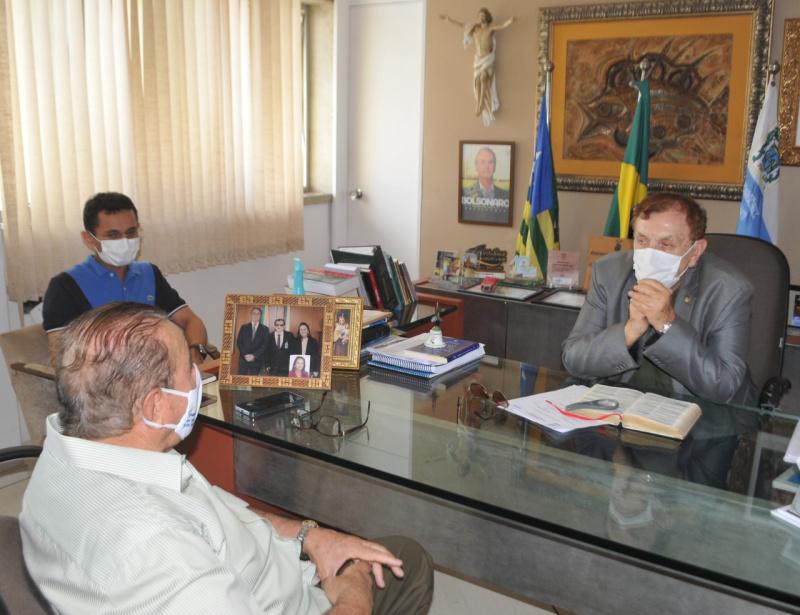 Com apoio da Prefeitura de Parnaíba, Dr. Valdeci Cavalcante anuncia novos empreendimentos imobiliários