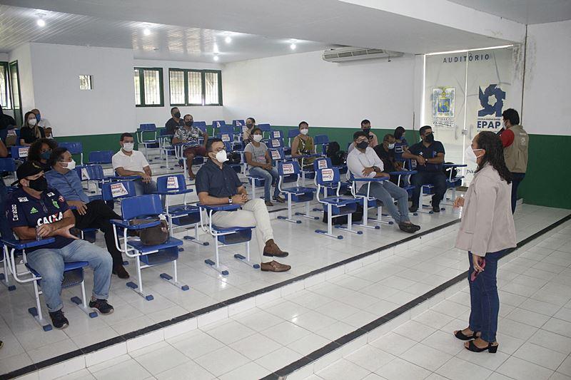 Prefeitura de Parnaíba avança na vacinação contra COVID-19