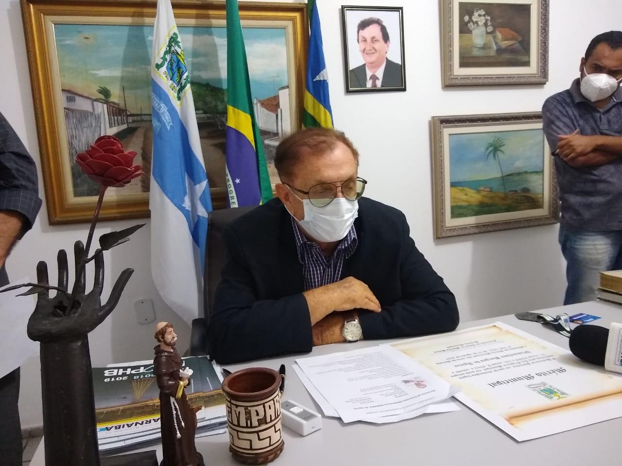 SUDENE avalia gestão do Prefeito Mão Santa como a melhor do Piauí. Parnaíba fica em 1° lugar no ranking sobre eficiência em Gestão Pública