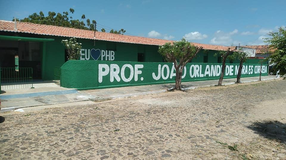 Por determinação do Prefeito Mão Santa, Escola Municipal Prof. João Orlando de Moraes Correia recebe novos equipamentos e melhorias estruturais para seu pleno funcionamento