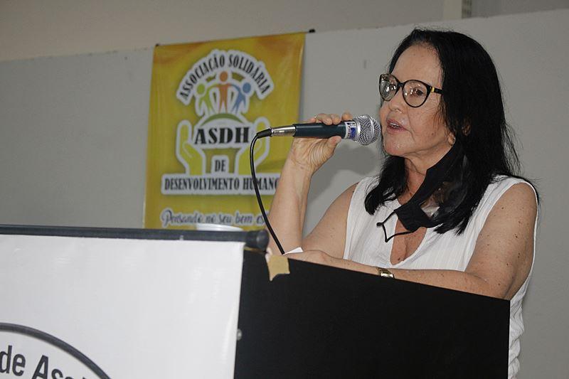 Secretária Adalgisa Moraes Souza participa da 11ª Conferência Municipal de Assistência Social