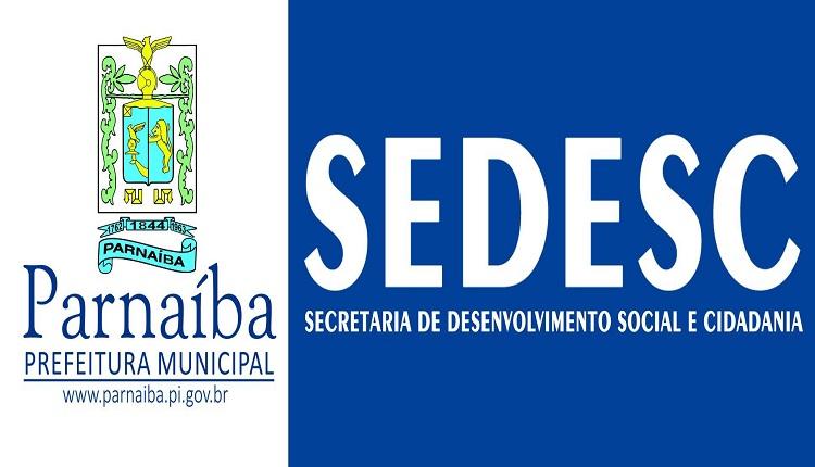 SEDESC anuncia nono edital de convocação de Processo Seletivo Simplificado Edital Nº 01/2020