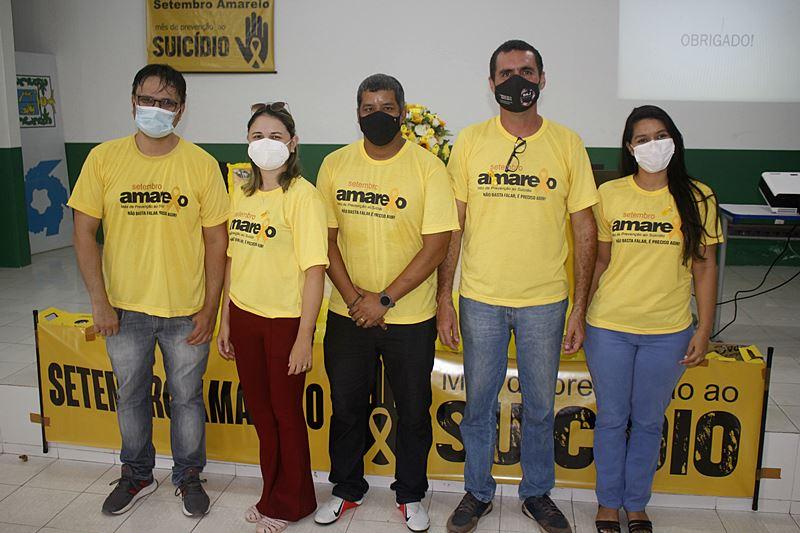 Prefeitura de Parnaíba dá continuidade a ações do setembro amarelo